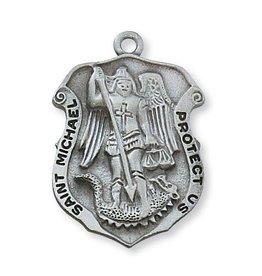 McVan Pewter St. Michael Medal