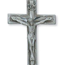 McVan Pewter Crucifix