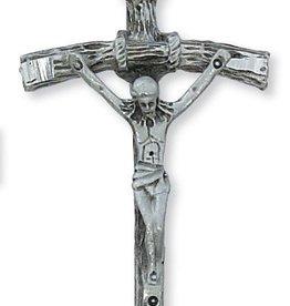 McVan Pewter Papal Crucifix