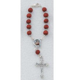 McVan St. Therese Auto Rosary