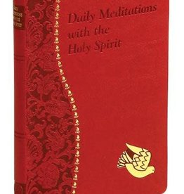 Catholic Book Publishing Corp Daily Meditations with the Holy Spirit