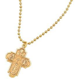 Roman Catholic Gear 4-Way Scapular Medal