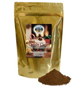 Mystic Monk Coffee Candy Cane Hot Chocolate