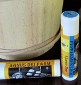agnus dei farm Queen Bee Lip Butter Peppermenthol with Bag