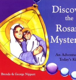 Discover the Rosary Mysteries Book