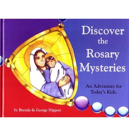 Nippert & Co. Artworks Discover the Rosary Mysteries Book
