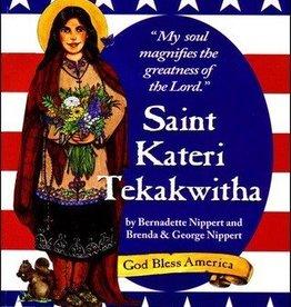 Nippert & Co. Artworks Saint Kateri Tekakwitha