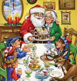 Christmas Feast Chocolate Advent Calender