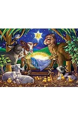 A Child is Born Jigsaw Puzzle