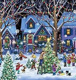 Christmas Cheer 1000 piece Jigsaw Puzzle