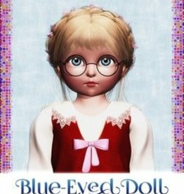 Spring Arbor Blue-Eyed Doll