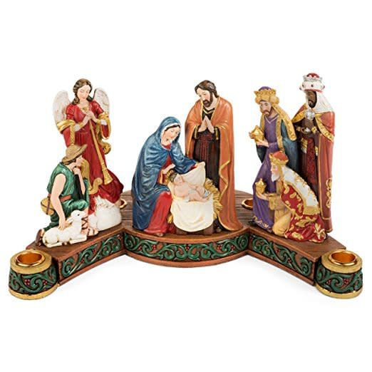 Avalon Gallery Advent Candle Holder
