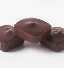 Trappistine Quality Candy Dark Chocolate Squares 12oz Box