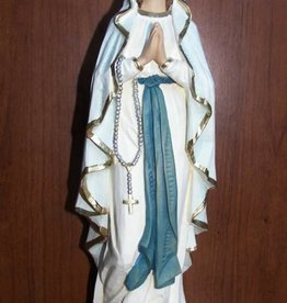 "Fiat Imports 12"" Our Lady of Lourdes"