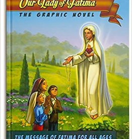 Deo Gratias Our Lady Of Fatima: The Graphic Novel