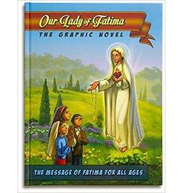 Deo Gratias Our Lady Of Fatima: The Graphic Novel