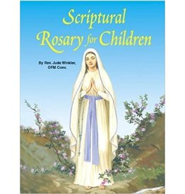 Catholic Book Publishing Corp Scriptural Rosary for Children