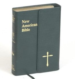 Catholic Book Publishing Corp St. Joseph Edition New American Bible (N.A.B.) Personal Gift Size (Green)