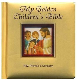 Catholic Book Publishing Corp My Golden Children's Bible