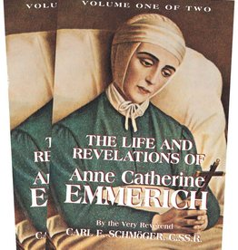 Tan Books The Life and Revelations of Ann Catherine Emmerich (Vol. 1 & 2 Set)