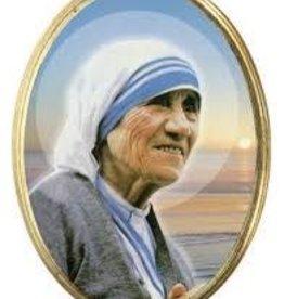 Lumen Mundi St. Teresa Oval Plaque
