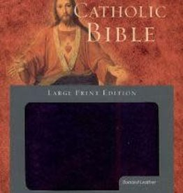 Scepter Publishers RSV Catholic Bible, Large Print Edition Indexed