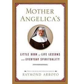 Image Catholic Books Mother Angelica's Little Book of Life Lessons and Everyday Spirituality