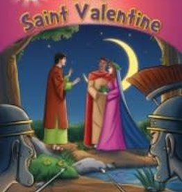 Spring Arbor Brother Francis Presents The Story of Saint Valentine