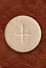"Altar Bread 1 3/8"" (35mm) - Whole Wheat Box of 1,000"