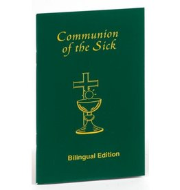 Catholic Book Publishing Corp Communion of the Sick Bilingual Edition