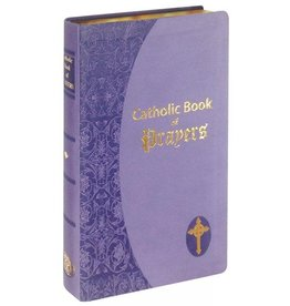 Catholic Book Publishing Corp Catholic Book of Prayers (Purple)