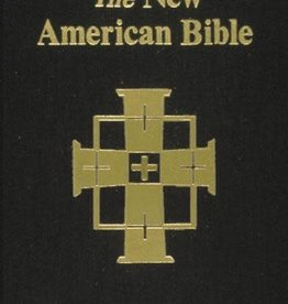Catholic Book Publishing Corp St. Joseph Edition (New American Bible) Deluxe Student Edition Black Cloth Bible