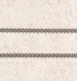 "McVan 30"" Stainless Steel Chain (No Clasp)"