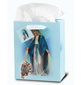 WJ Hirten Large Our Lady of Grace Gift Bag