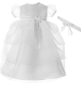 Lauren Madison Girl's Baptism Dress [1380]