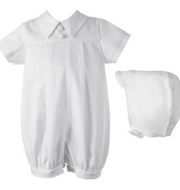 Haddad Brothers Boy's Baptism Shorts Clothing Set [1437]