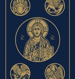 Ignatius Press Ignatius Bible (RSV), 2nd Edition Large Print - Leather