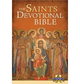 Our Sunday Visitor The Saints Devotional Bible
