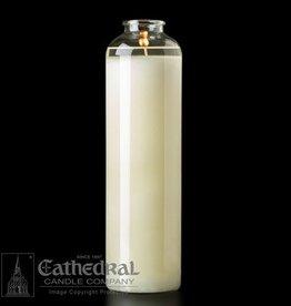 14-Day Domus Christi Glass BT Sanctuary Light - Bottle Style - Box of 9