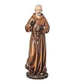 "Roman, Inc 10.25"" Padre Pio Statue"