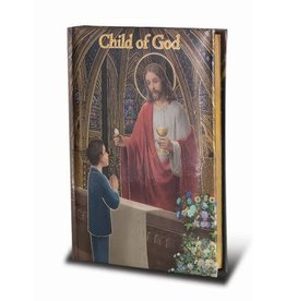WJ Hirten Child of God First Communion Mass Book (Boy) Cathedral Edition