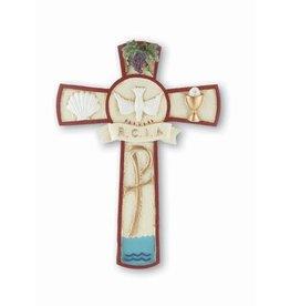 WJ Hirten Resin RCIA Cross