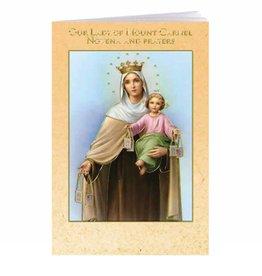 WJ Hirten Our Lady of Mount Carmel Novena and Prayers