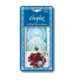 WJ Hirten Holy Spirit Deluxe Chaplet