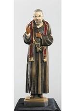 "Christian Brands 8"" St. Pio Statue"