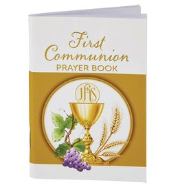 Christian Brands First Communion Prayer Booklet