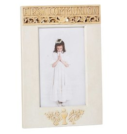"""Avalon Gallery 8.5"""" Remembrance First Communion Photo Frame"""