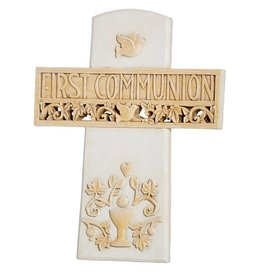 """Avalon Gallery 7"""" Remembrance First Communion Cross"""