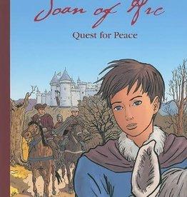 Pauline Books & Publishing Saint Joan of Arc: Quest for Peace