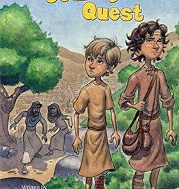 Pauline Books & Publishing Courageous Quest (Gospel Time Trekkers)